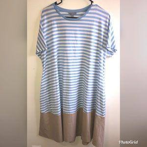 COS short dress